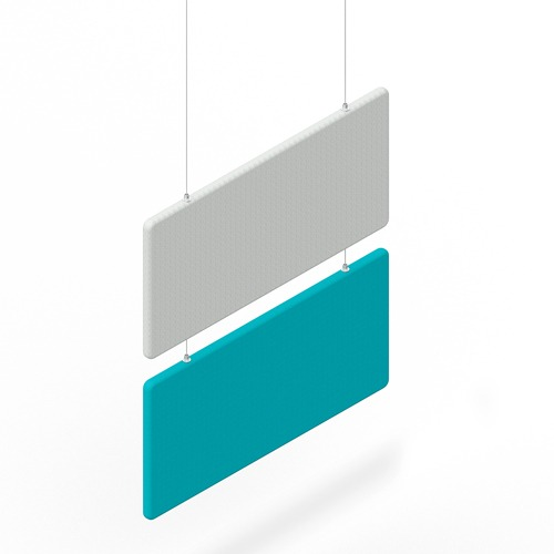 2 Suspended panels