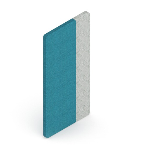2 colors Vertical Wall panel