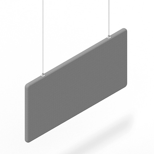 Suspended panel