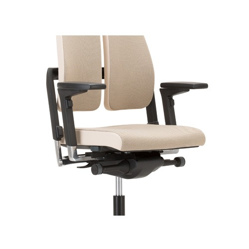 Seat depth adjustement up to 120mm in 10 pos